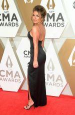 JESSIE JAMES at 2019 CMA Awards in Nashville 11/13/2019