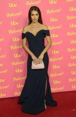 JOANNA CHIMONIDES at ITV Palooza 2019 in London 11/12/2019
