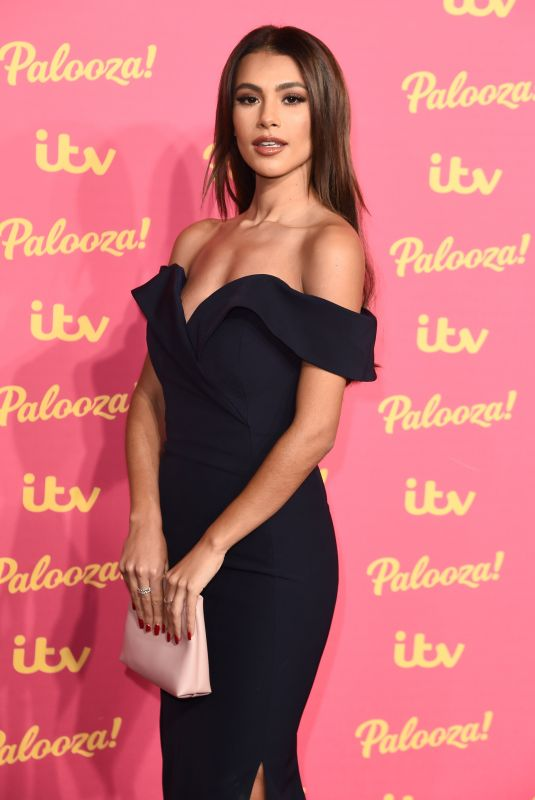 JOANNA CHIMONIDES at ITV Palooza 2019 in London 11/12/2019