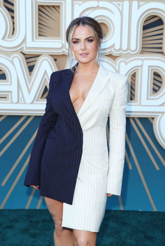 JOANNA JOJO LEVESQUE at 2019 Bet Soul Train Awards in Las Vegas 11/17/2019