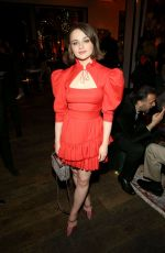 JOEY KING at Hulu LA Press Party 2019 in Beverly Hills 11/12/2019