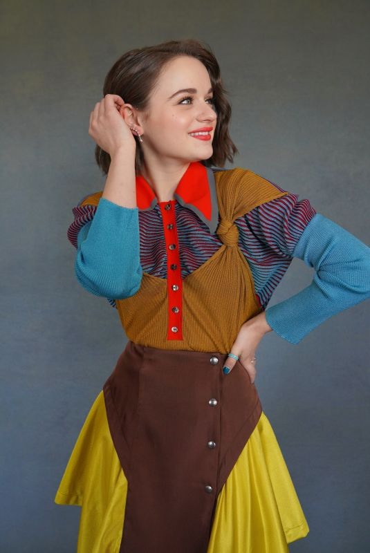 JOEY KING - Teen Vogue Summit 2019 Photoshoot