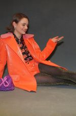 JOEY KING - The Act Backstage Photoshoot in Hollywood 11/12/2019