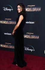 JULIA JONES at The Mandalorian Premiere in Los Angeles 11/13/2019