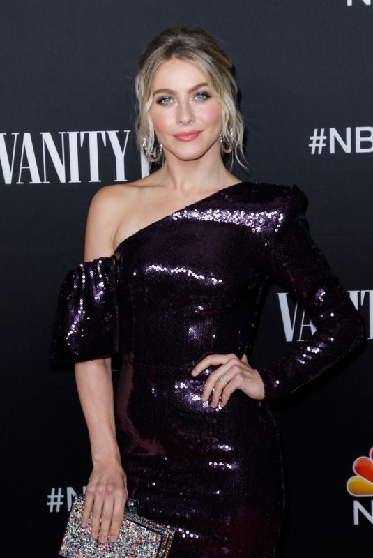 JULIANNE HOUGH at NBC and Vanity Fair's Celebration of the Season in Los Angeles 11/11/2019