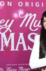 KACEY MUSGRAVES at Kacey Musgraves Christmas Show Screening in New York 11/19/2019