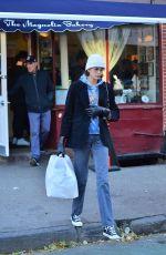 KAIA GERBER Leaves Magnolia Bakery in New York 11/16/2019