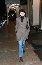 KAIA GERBER Out in New York 11/17/2019