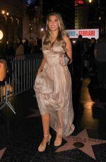 KARA DEL TORO Arrives at Ford v Ferrari Premiere in Hollywood 11/04/2019