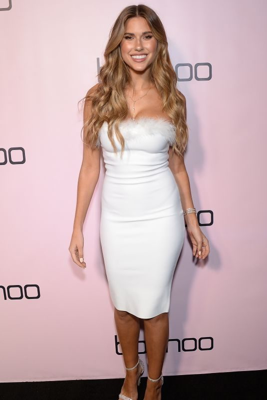 KARA DEL TORO at boohoo.com Holiday Party in Los Angeles 11/07/2019