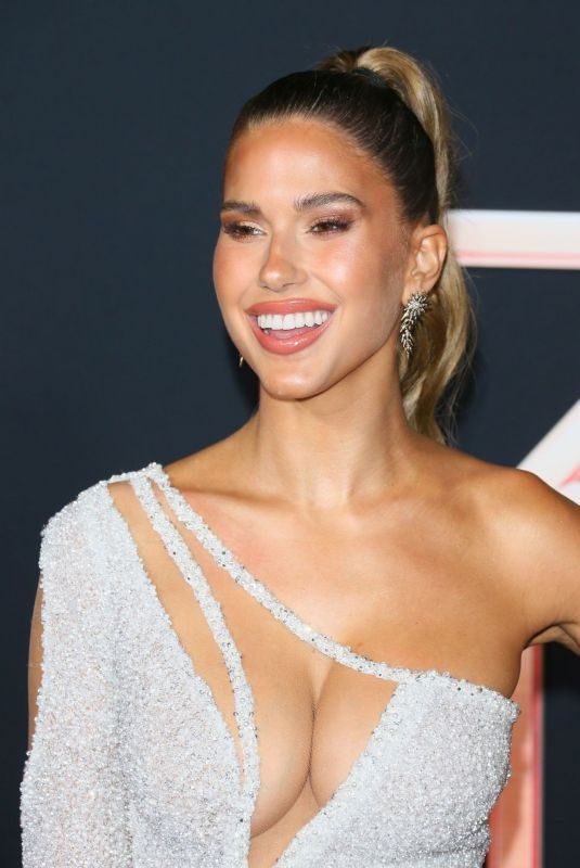 KARA DEL TORO at Charlie's Angels Premiere in Los Angeles 11/11/2019
