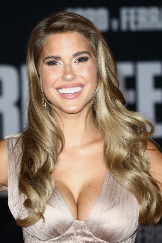 KARA DEL TORO at Ford v Ferrari Premiere in Hollywood 11/04/2019