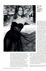 KAREN GILLAN in Country & Town House magazine, December 2019