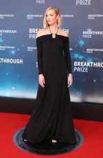 KARLIE KLOSS at 8th Annual Breakthrough Prize Ceremony in Mountain View 11/03/2019