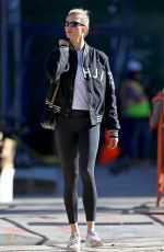 KARLIE KLOSS Out and About in New York 11/06/2019