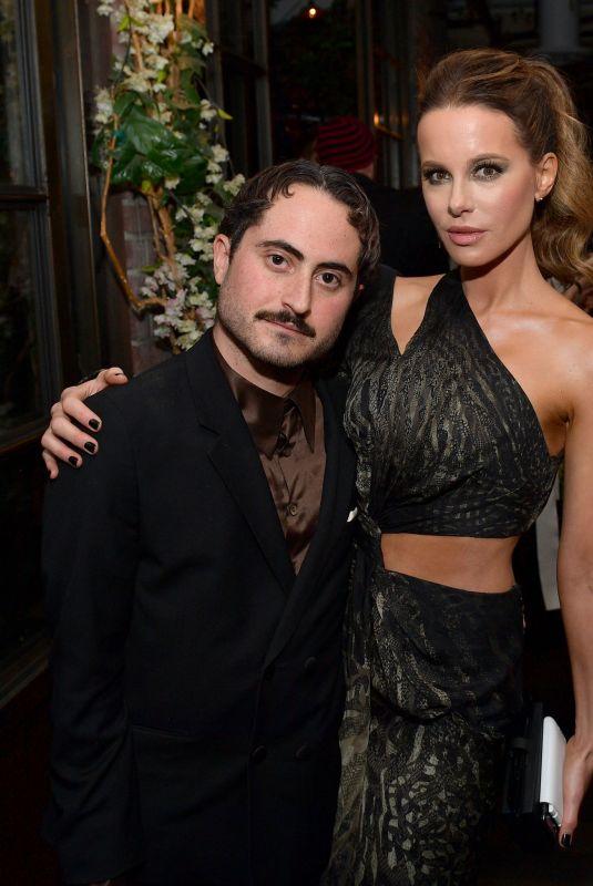 KATE BECKINSALE at Golden Globes Ambassador Party in West Hollywood 11/14/2019