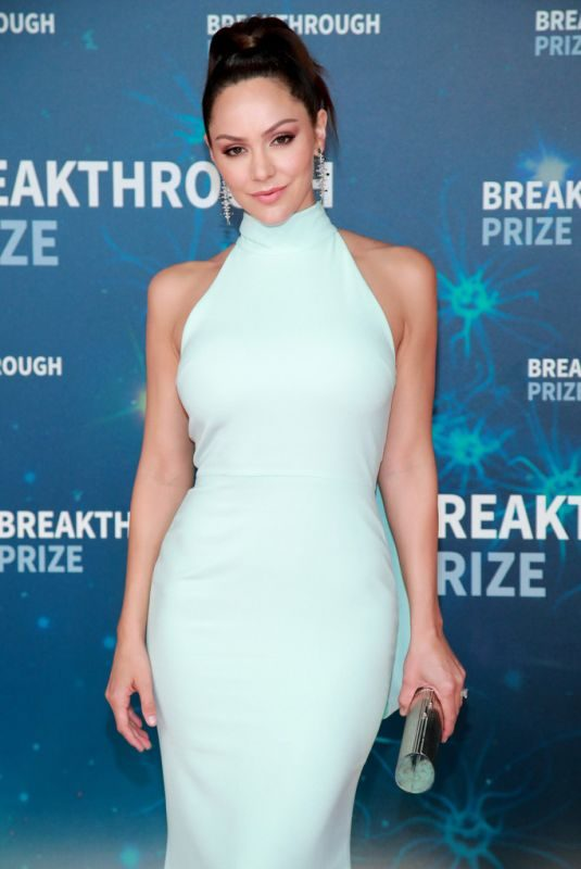 KATHARINE MCPHEE at 8th Annual Breakthrough Prize Ceremony in Mountain View 11/03/2019