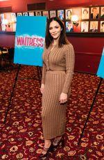 KATHARINE MCPHEE at Waitress Press Day in New York 11/20/2019