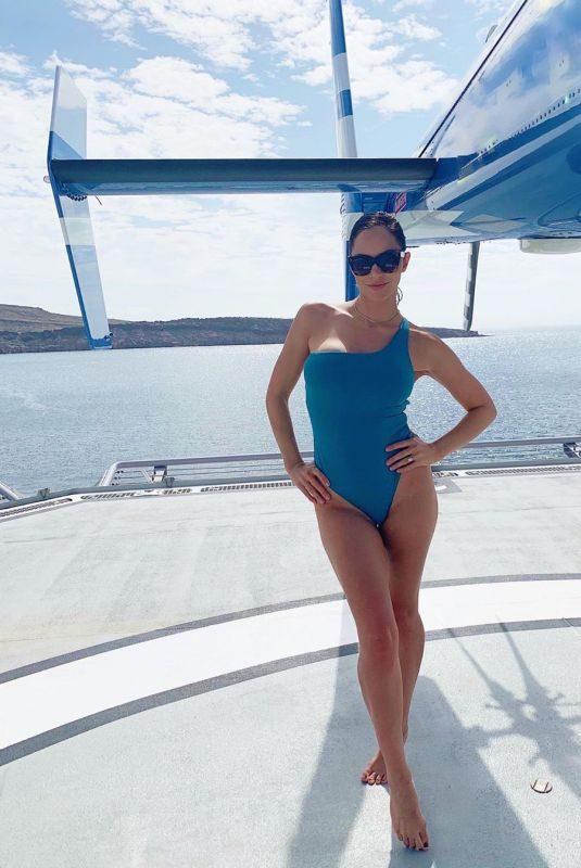 KATHARINE MCPHEE in Swimsuit – Instagram Photos 11/04/2019