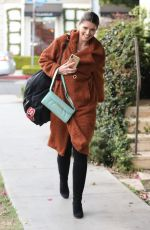 KATHERINE SCHWARZENEGGER Out and About in Los Angeles 11/05/2019