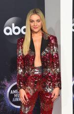 KELSEA BALLERINI at 2019 America Music Awards in Los Angeles 11/24/2019