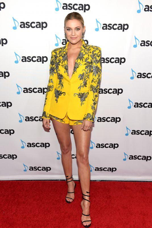 KELSEA BALLERINI at Ascap Country Music Awards 2019 in Nashville 11/11/2019