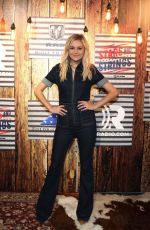 KELSEA BALLERINI at Stars and Strings Presented by Ram Trucks Built to Serve in Detroit 11/06/2019