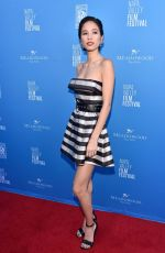 KELSEY ASBILE at Rising Star Showcase at 2019 Napa Valley Film Festival 11/16/2019
