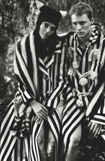 KENDALL JENNER in Vogue Magazine, UK December 2019