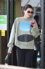 KENDALL JENNER Out and About in Beverly Hills 11/14/2019