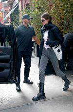 KENDALL JENNER Out and About in New York 11/20/2019