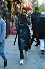 KENDALL JENNER Out for Lunch in New York 11/16/2019