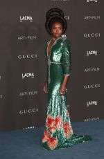 KIKI LAYNE at 2019 Lacma Art + Film Gala Presented by Gucci in Los Angeles 11/02/2019