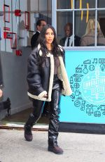 KIM KARDASHIAN Out and About in New York 11/07/2019