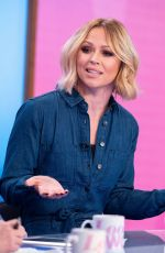 KIMBERLEY WALSH at Loose Women Show in London 11/25/2019