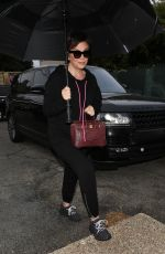KRISS JENNER Out and About in Studio City 11/20/2019