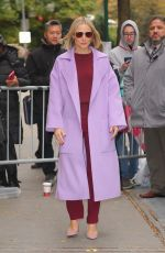 KRISTEN BELL Out Promotes Frozen 2 in New York 11/12/2019