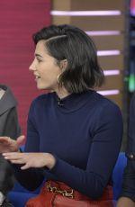 KRISTEN STEWART, NAOMI SCOTT and ELLA BALINSKA at Good Morning America 11/06/2019