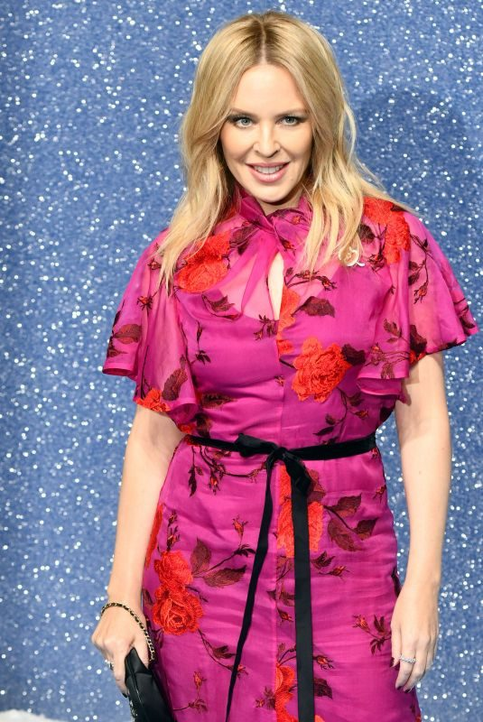 KYLIE MINOGUE at Last Christmas Premiere in London 11/11/2019