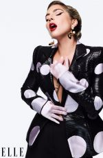 LADY GAGA for Elle Magazine, December 2019
