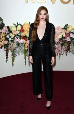 LARSEN THOMPSON at 3rd Annual #revolveawards in Hollywood 11/15/2019