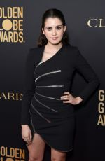 LAURA MARANO at HFPA & THR Golden Globe Ambassador Party in West Hollywood 11/14/2019