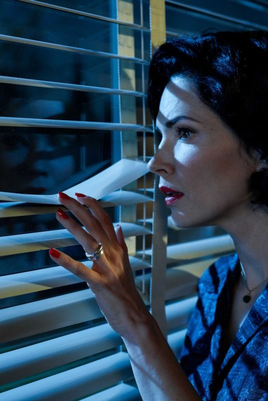 LAURA MENNELL – Project Blue Book, Season 1 Promos 2019