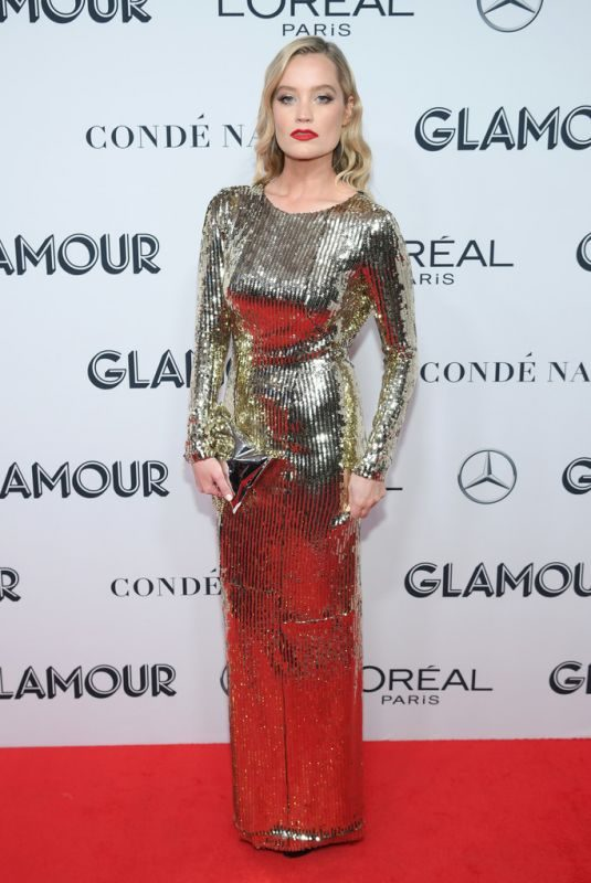 LAURA WHITMORE at 2019 Glamour Women of the Year Awards in New York 11/11/2019