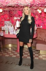LAUREN HOULDSWORTH at Beauticology x Elan Cafe Launch Event in London 11/15/2019