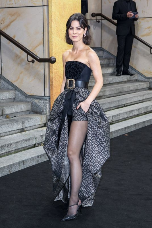LENA MEYER-LANDRUT at GQ Men of the Year Awards 11/07/2019