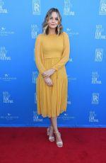 LIANA LIBERATO at Rising Star Sshowcase at Napa Valley Film Festival 11/16/2019