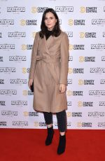 LILAH PARSONS at Comedy Central Friends Festive Exhibition Launch in London 11/28/2019