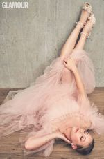 LILI REINHART for Glamour Magazine, UK November 2019