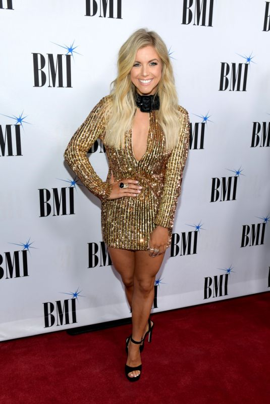 LINDSAY ELL at 67th Annual BMI Country Awards in Nashville 11/12/2019